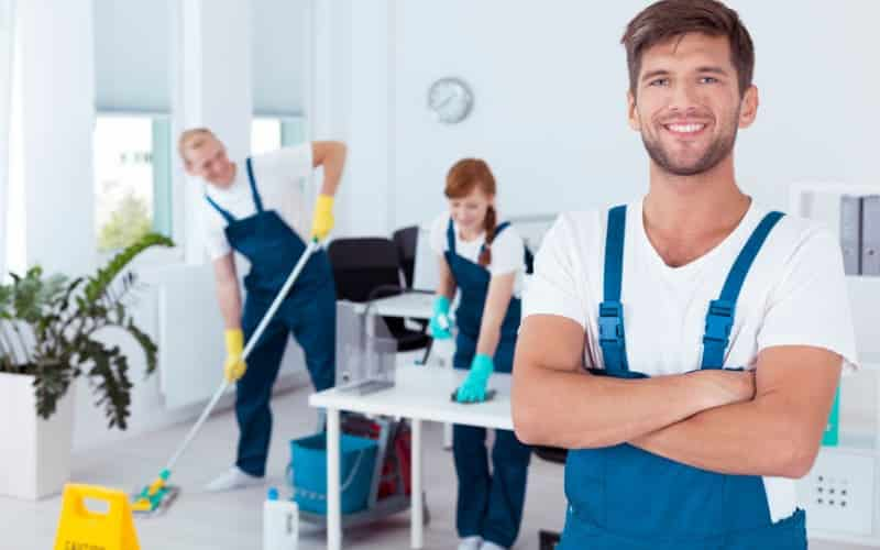 4 Key Things To Look Out For When Hiring Professional Cleaners For Your Business
